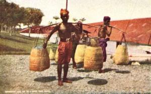 Dahulu bangsa kita hanya menjadi buruh dan budak. Sejarah pahit yang jangan pernah terulang lagi.